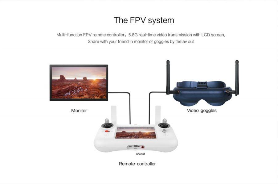 Xiaomi FIMI A3 Drone first person FPV