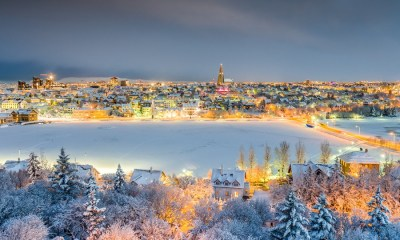 Reykjavik— new location for commercial drone delivery flights!