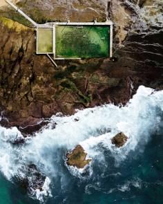 Kaitlyn McLachlan - Ocean Pool #2