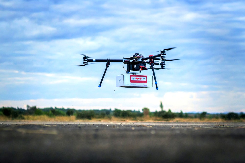 Africa's first humanitarian drone testing corridor launched in Malawi by Government and UNICEF