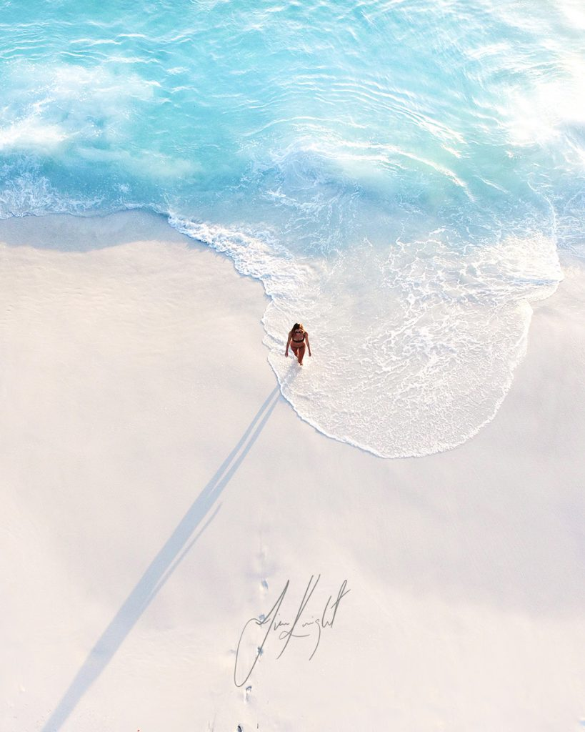 Jim KNight Beach - Aerial Photographer