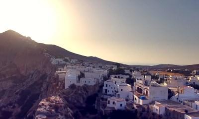 Greece Orbital - Folegandros island, Greece
