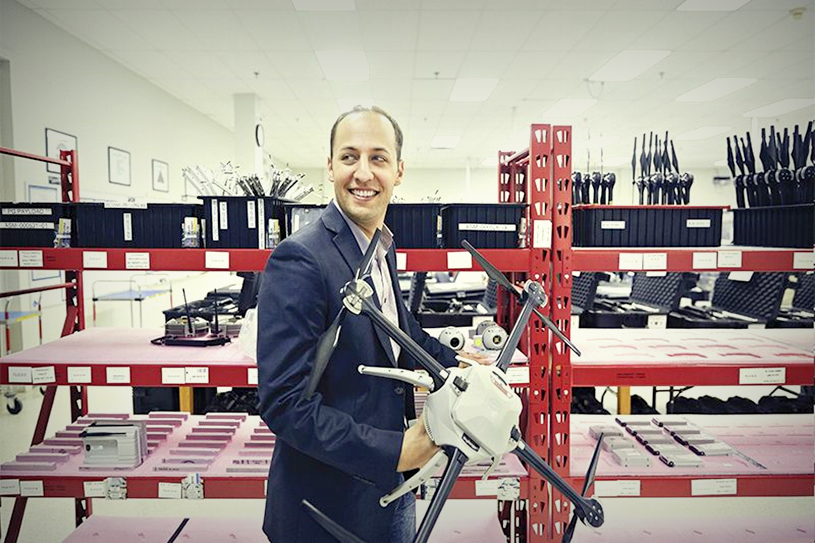Dave Kroetsch, CTO & Co-Founder, Aeryon Labs
