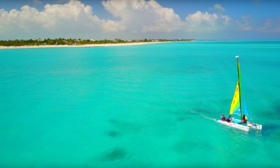 Turks and Caicos Drone Footage