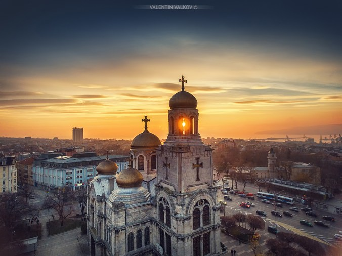 Varna Cathedral, Bulgaria I