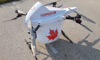 Drone Delivery Canada Sparrow Cargo Drone