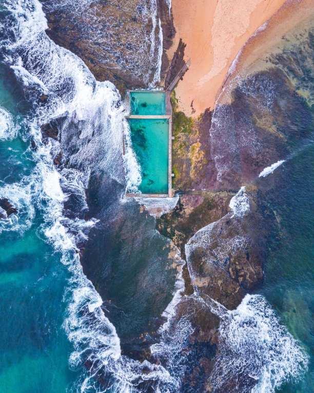 Ronak Israni - Sydney Tidal Pool