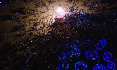 Burning Man 4K Drone Video