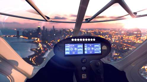 Volocopter - You and the City