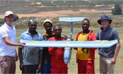 Aerobotics Drone