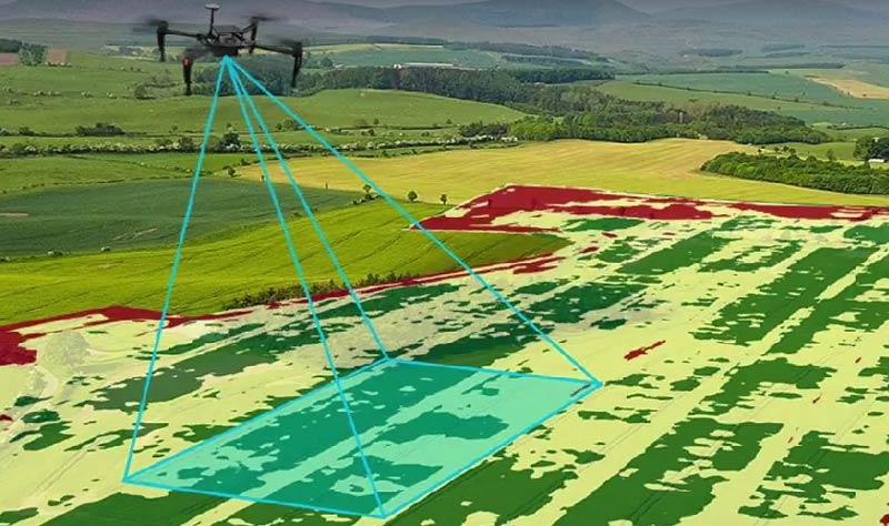 Aerobotics Drone Scans Farm
