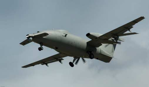 The Piaggio P.1HH drone | Piaggio Aerospace