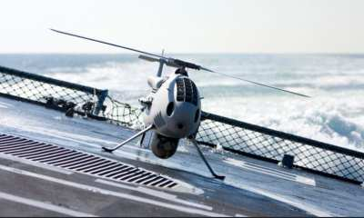 S-100 Camcopter UAS | Schiebel
