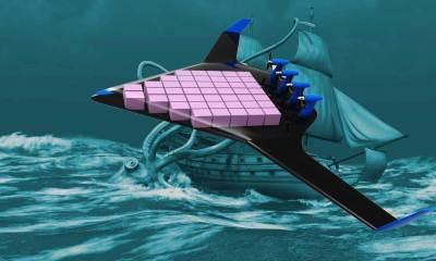 Global Air Freight Leviathan, Natilus