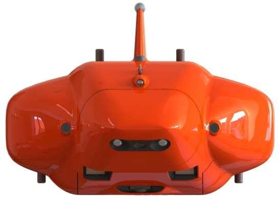 The HMI Aquanaut in Excursion mode   HMI
