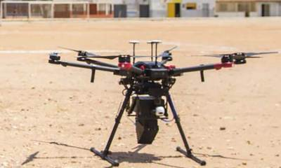 WeRobotics SIT Drone