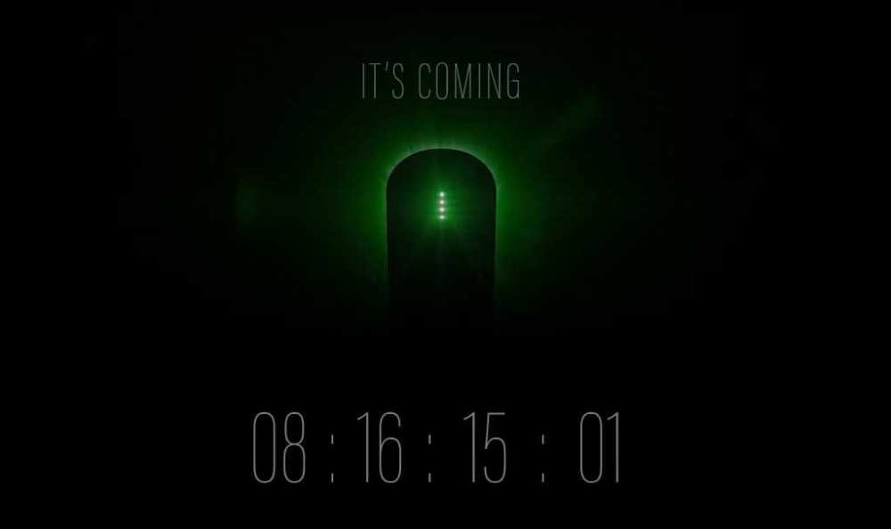 It's Coming