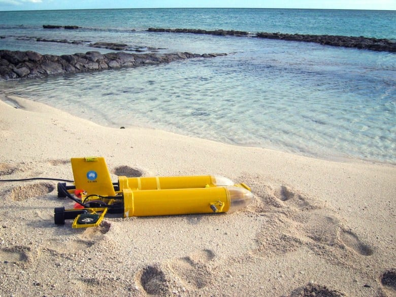 The Starbug UUV | CSIRO Robotics and Autonomous Systems Group