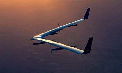 Aquila in flight | Facebook