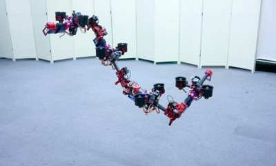 Flying Robot DRAGON