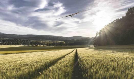 Delair UAV technology