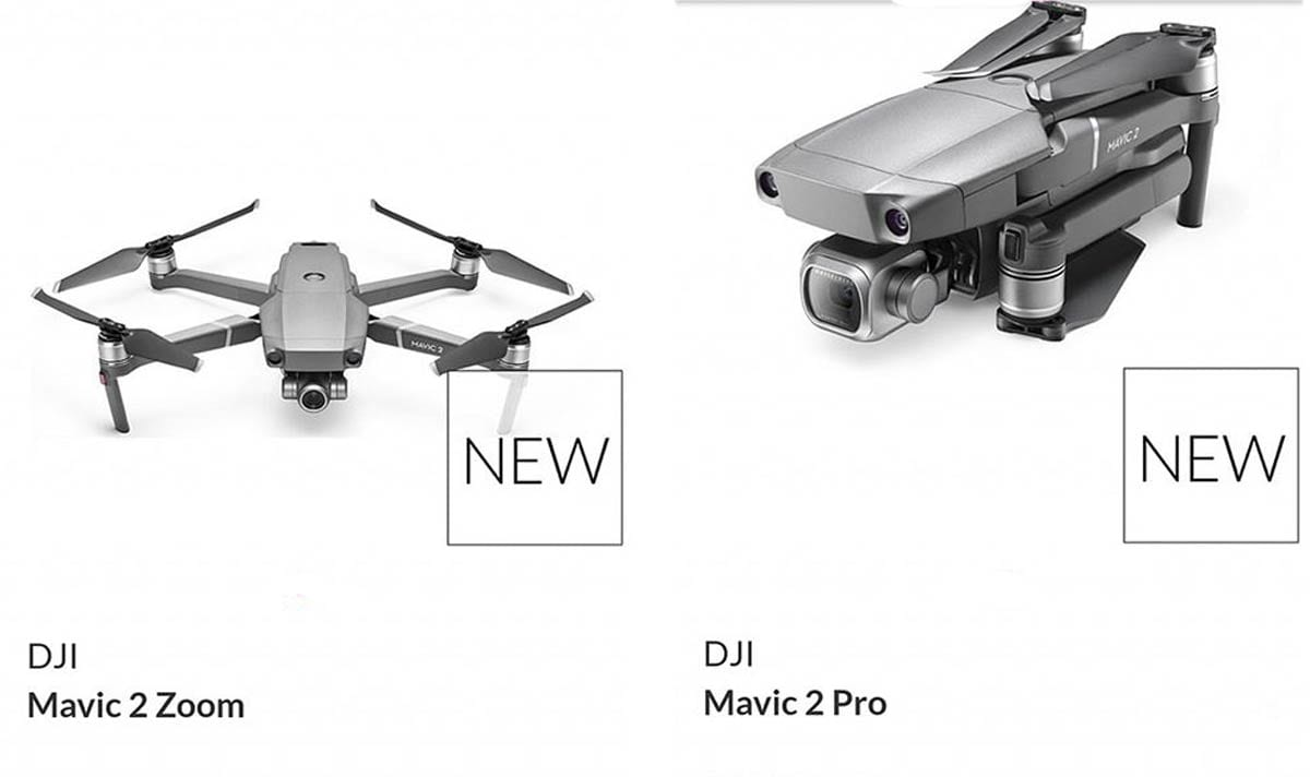 3e02dc01bcb New DJI Mavic Pro 2 Pro and Zoom – All The Leaks and Rumours | Drone ...