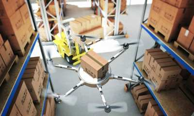 supply chain robotics