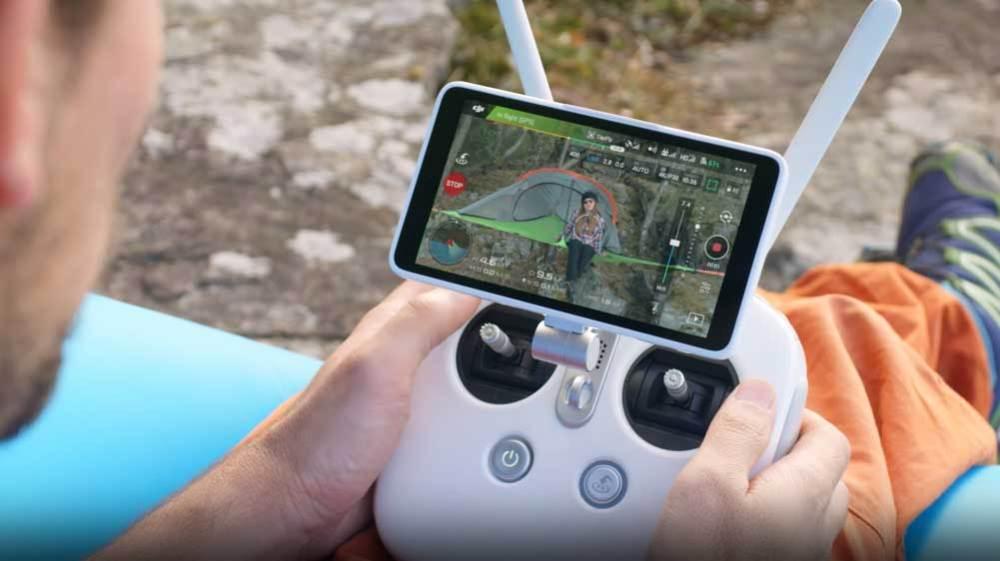 DJI Phantom 4 Pro remote