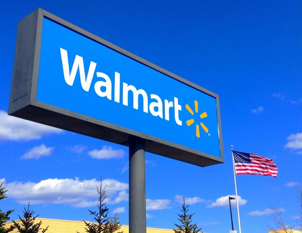 Walmart Trumps Amazon with Drone Patent Applications