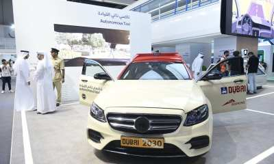 Dubai autonomous