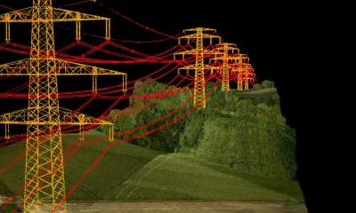 Siemens presents SIEAERO – the next generation of overhead line inspection