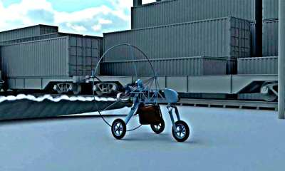 Stork Multi-purpose logistics and delivery UAV