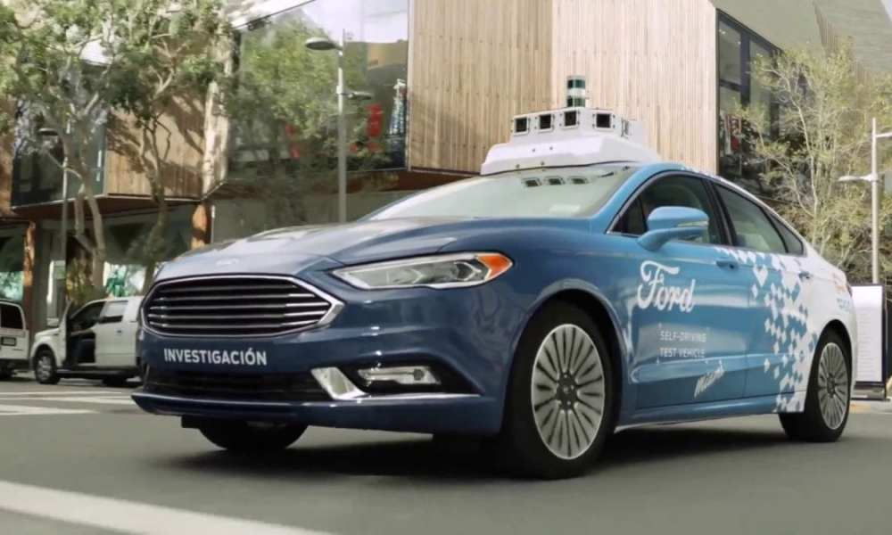Argo self driving