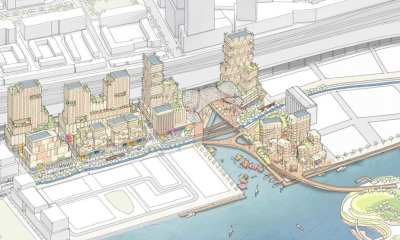 QUAYSIDE: A NEW VISION FOR TORONTO'S WATERFRONT