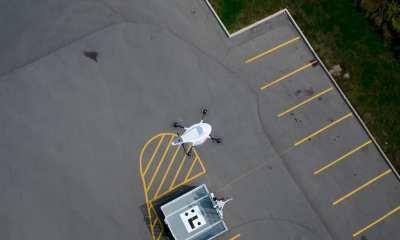 Drone Delivery Canada