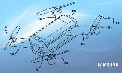 Samsung Drone UAV 1