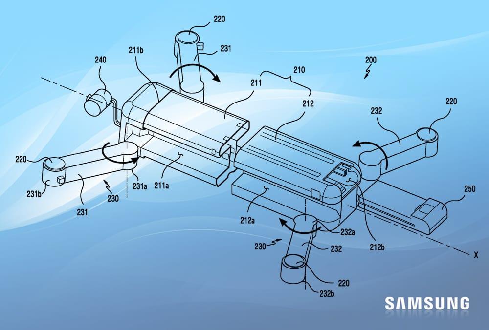 Samsung Drone UAV
