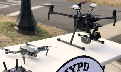 NYPD Unveils New Unmanned Aircraft System Program