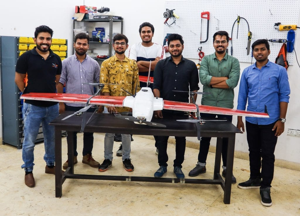 Zomato Successfully Tests Drone Delivery