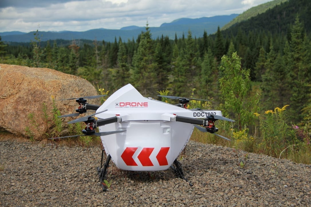 Air Canada to Help Drone Delivery Canada Market Services