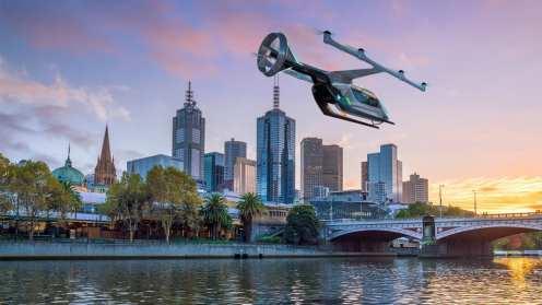 Melbourne hero image