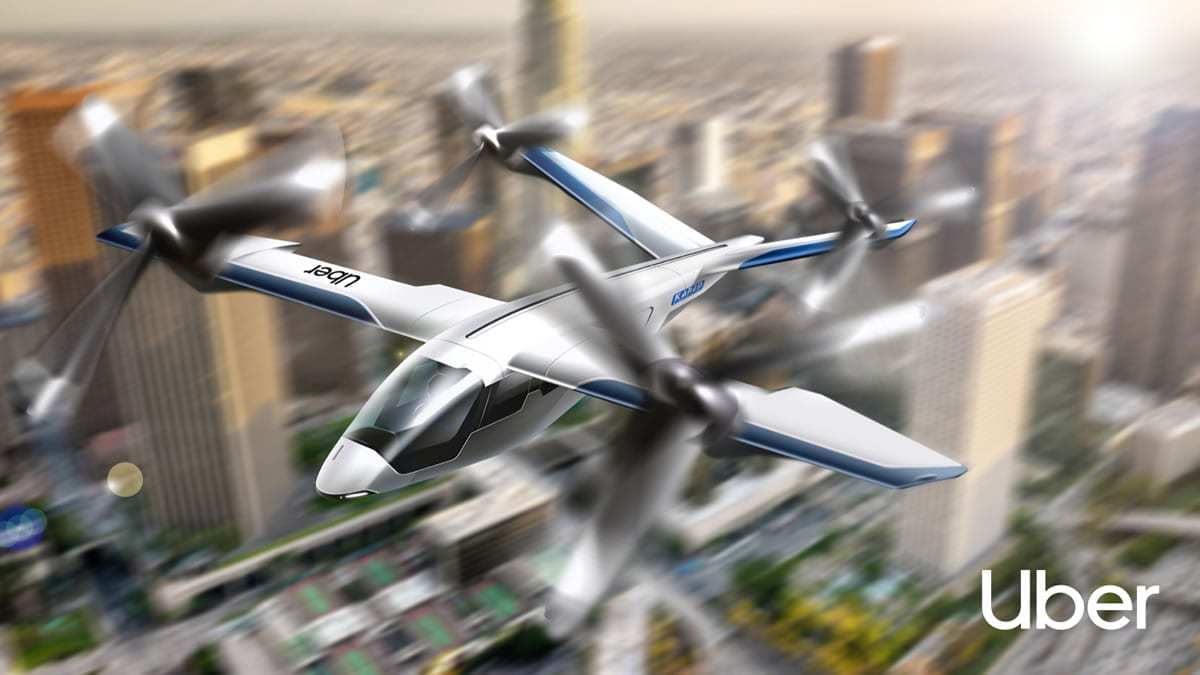 AT&T and Uber Exploring Applications for 5G in Air Taxis and Drones