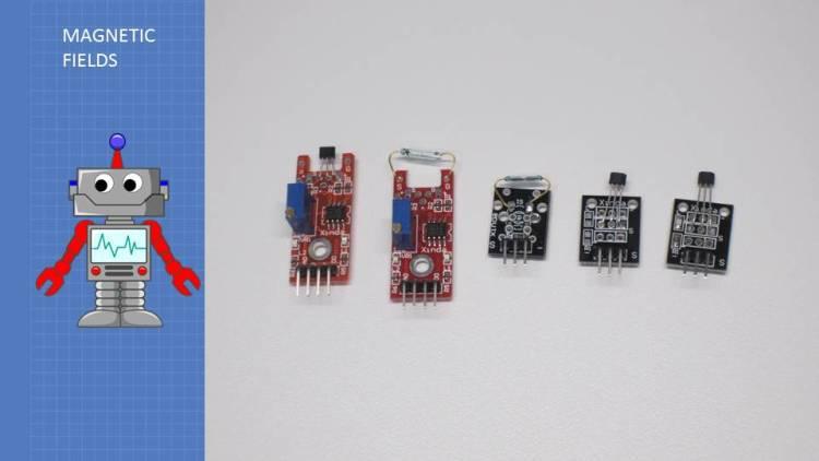 37 Sensors - Magnetic Fields