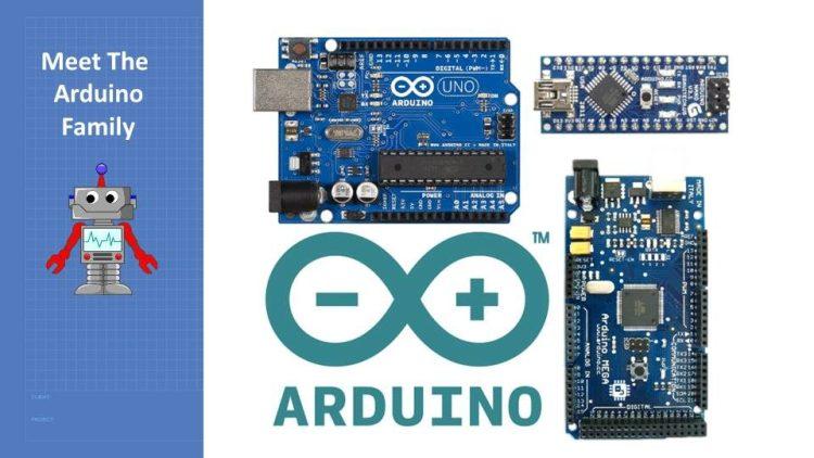 The Arduino Family