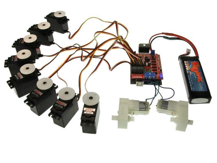 Robot Motors