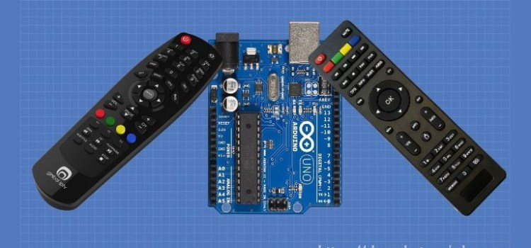 Arduino-Remote-Control