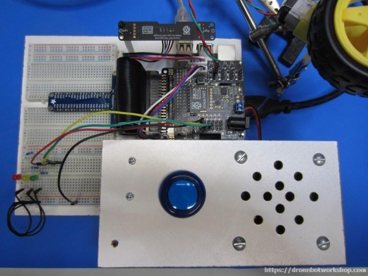 Raspberry Pi Experimenters Platform