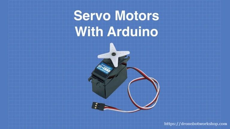 Using Servo Motors with the Arduino