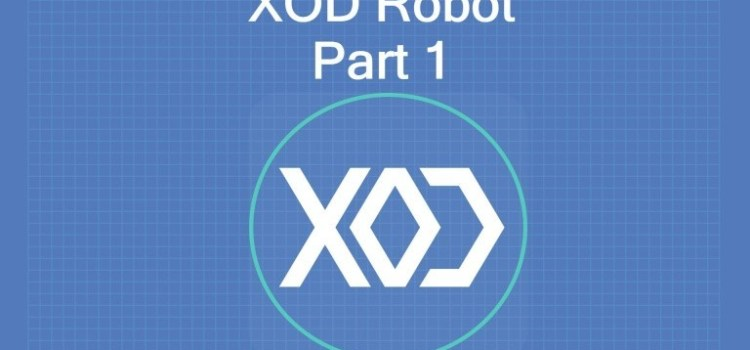 XOD Robot Part 1