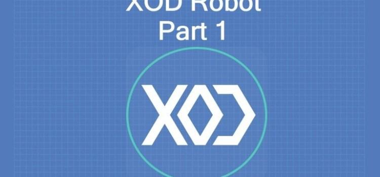 XOD Robot Part 1